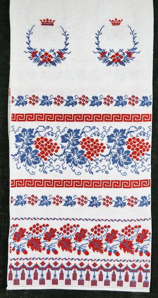 3e6a8dab6 Рушник вишитий РР-2.4х0.36-6 - Галерея - Український Сувенір